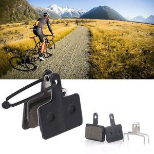 1Pair Bike Bicycle Disc Brake Resin Pads For Shimano M375 M395 M446 M515 /T TKBD
