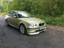 **BMW 316 COMPACT * AC SCHNITZER**WITH LPG*AUTOMATIC *LONG MOT**