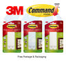 12 SETS X 3M Command Large Picture Hanging Strips (3 Packs of 4 Sets) 17206