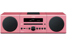 PINK YAMAHA MCR-B142 MICRO COMPONENT STEREO SYSTEM BLUETOOTH BRAND NEW SEALED