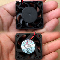 12V 2 Pin 40mm Computer CPU Cooler Cooling Fan Black for PC Laptop