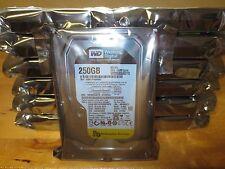 """Western Digital WD2503ABYX-01WERA1 RE4 64MB 7200rpm 250gb 3.5"""" Sata hard drive"""