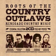VA: Roots of the Country Outlaws (2CD, 2011, NEW )
