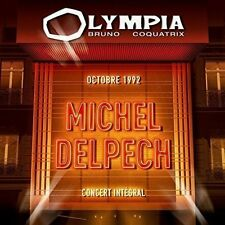 Olympia octobre 1992 Capitol CD