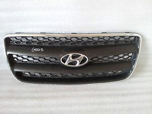 2007-2007 Hyundai Santa Fe Front Radiator Grille E86561-2B010
