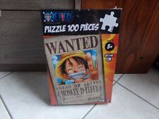 Puzzle 100 pièces ONE PIECE  neuf