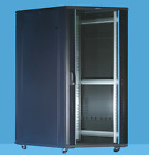 15U Server Rack cabinet 600 (W) x 800 (D) x 769 (H) Glass Front Door serverrack