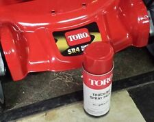 OEM Toro Recycler, Zmaster, Groundsmaster, TimeCutter Red Touch up Spray Paint
