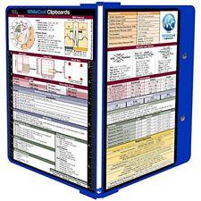 WhiteCoat Clipboard - Blue - Medical Edition