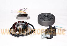 4 tlg. Simson VAPE 3 Elektronik Zündung S51 S53 S83 S70 S50 Motor Lichtmaschine