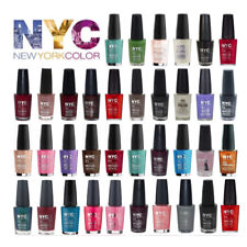 Lot of 25: NEW NYC In a NY Minute Long-Wear Nail Polish Color - Free Shipping!