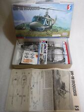 Vintage   1/48   UH-1B Iroouois US Helicopter Model Kit  , Rare