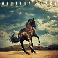 "Bruce Springsteen : Western Stars VINYL 12"" Album 2 discs (2019) ***NEW***"
