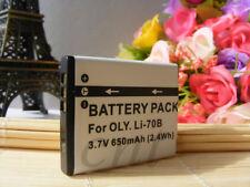 Battery for Olympus Li-70B D-700 D-705 D-710 D-715 D-745 FE-4020