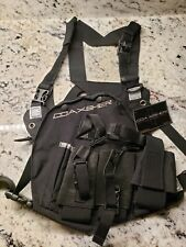 Coaxsher Outdoor Gear Rp201 Dr-1 Commander, dual radio, chest harness .New