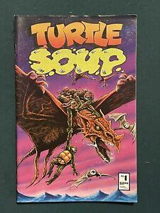 Turtle Soup #1 (1987 Mirage)