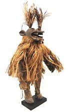 Art Africain Arts Premiers - Authentique Marionnette Wambele Senoufo - 57 Cms ++