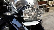 Clear Quick Release Headlight protector R1200GS 2005-2012 GS/Adventure