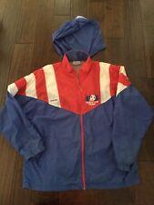 Adidas USA 1994 World Cup Soccer Hooded Windbreaker Jacket Men/Adult Large