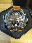 Casio G-SHOCK Mudmaster GG-B100-1A9ER Carbon Case - Black/Orange