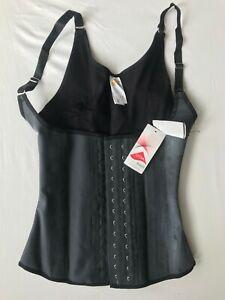 Ann Chery - Semi-Vest Waist Cincher - 2 Hook - AC2028D