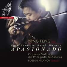 [BRAND NEW] CD: NING FENG: APASIONADO