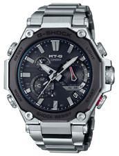 Casio G-Shock MT-G Solar Steel Carbon Core Sapphire Atomic Watch MTGB2000D-1A