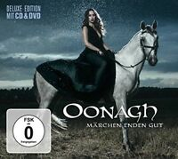 Oonagh - Maerchen Enden Gut: Deluxe Edition [New CD] Deluxe Edition, Germany - I