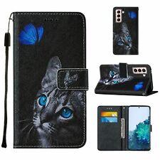 Samsung Galaxy S21 Plus Hülle Case Handy Cover Schutz Tasche Schutzhülle Schwarz