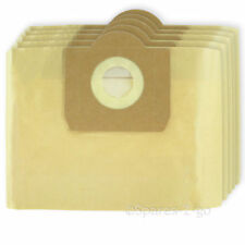Inox Staubsaugerbeutel Filtersack 5 Filtersäcke für Nilfisk AERO 21-21 PC