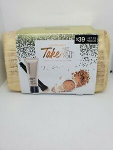 New bareMinerals Take Me With You Chestnut 09, 3 PC Complexion Rescue Makeup Kit