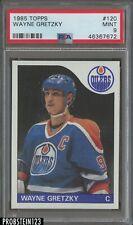 1985 Topps Hockey #120 Wayne Gretzky Oilers PSA 9 MINT