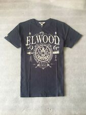 Special Sale Elwood Mens State Of Union T-shirt S/Sleeve Crew Tee Shirt Top S-XL