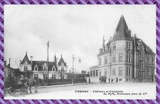 Cognac - château et comptoir de MM.Pellisson Père & co