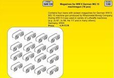 CMK 1/48 German WWII MG15 Magazines # Q48138