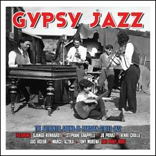 Gypsy Jazz - The Authentic Sound Of Parisian Street Jazz (2CD 2015) NEW/SEALED