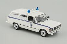 FSO 125P Ambulance - 1/43 - DeAgostini - Cult Cars of PRL - 'S'
