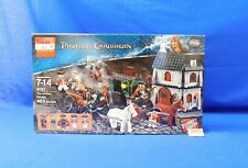 LEGO 4193 Pirates of the Caribbean The London Escape 463 Pcs New in Box Sealed