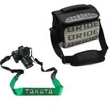 JDM Takata Bride Gradation Camera backpack Bag Racing Canon Nike Sony DSLR Sparc