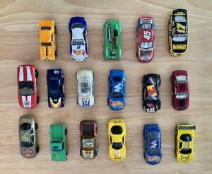 Matchbox Hot Wheels Etc RACING Vehicles Loose LOT of 17 AS-IS