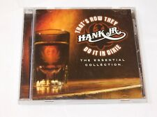 That's How They Do It in Dixie The Essential Collection by Hank Williams Jr. CD