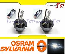 Sylvania HID Xenon D2R Two Bulbs Head Light Replacement Low Beam Plug Play Lamp