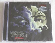 MICHAEL JACKSON SCREAM CD MADE IN BRAZIL 2017 SONY MUSIC RADIO/DJ PROMO GHOSTS