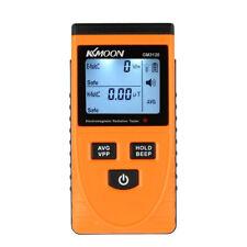 KKMOON EMF Tester Digital LCD Electromagnetic Radiation Detector Dosimeter J6o5