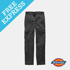 Dickies 873 Slim Straight Fit Work Pant - Black 30""