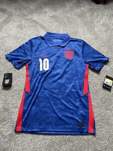 Brand New With Tags England FC 21/22 Nike Away Shirt - S - Ronnie