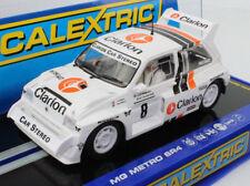 Scalextric C3306 MG Metros 6R4 Slot Car 1/32 for Carrera Scx