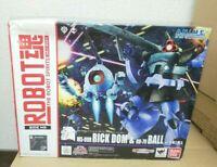 Robot Spirits Rick Dom & Ball Ver. A.N.I.M.E. figure Mobile Suit Gundam Zeon