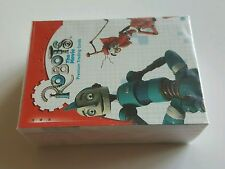 Inkworks Robots the Movie Complete Trading Card Set