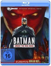 Batman: Under the Red Hood - Blu Ray Disc -